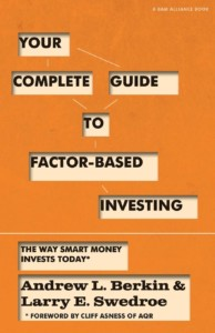 Andrew Berkin & Larry Swedroe - Your Complete Guide to Factor-Based Investing Buchcover