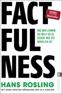 Hans Rosling - Factfulness Buchcover