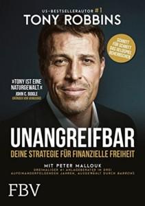 Tony Robbins & Peter Mallouk - Unangreifbar Buchcover